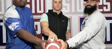 Astros de la NFL están México para el Trainning Camp
