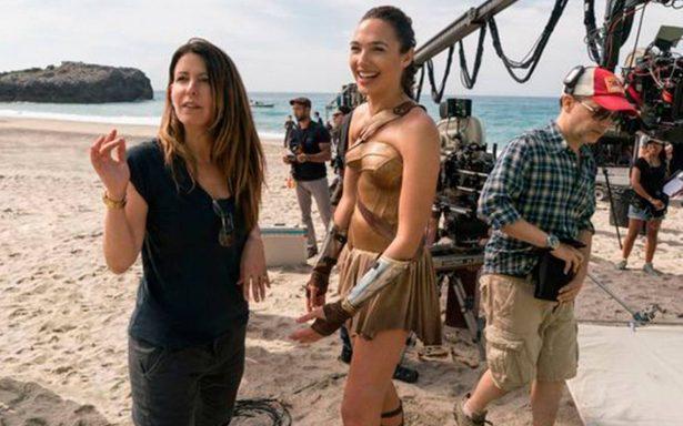 """En 2019 llegará secuela de """"Wonder Woman"""" nuevamente bajo la dirección de Patty Jenkins"""