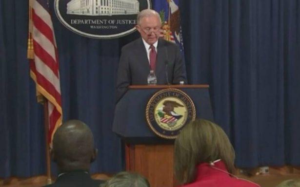 Jeff Session anuncia el fin del programa DACA que afecta a 800 mil dreamers