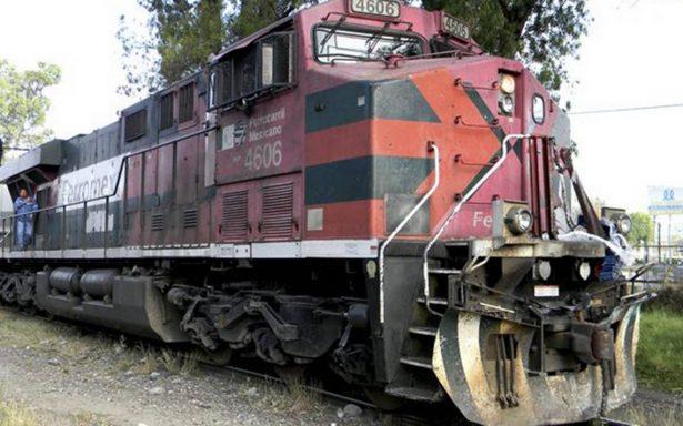Siguen asaltos al tren en Puebla
