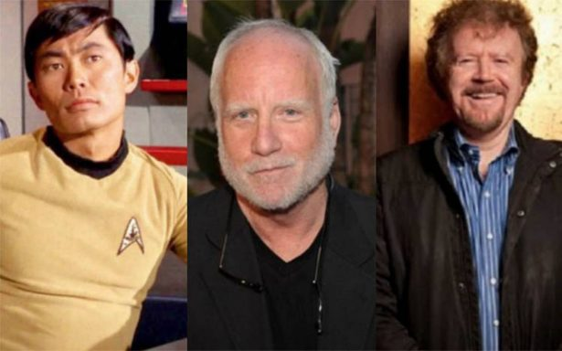 Actor de Star Trek y productor se suman a la lista de señalados por acoso sexual