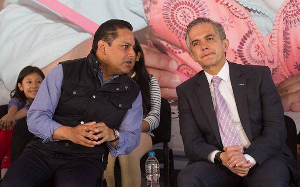 Mancera envía terna a la ALDF para delegado de Venustiano Carranza