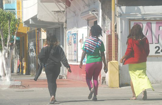 Descarta INM cacería contra haitianos