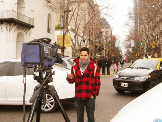 Alan Slim con trabajo en televisión y teatro