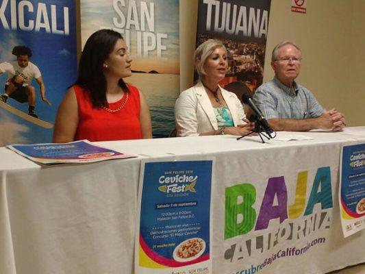 Anuncian sexta edición del Ceviche Fest en San Felipe
