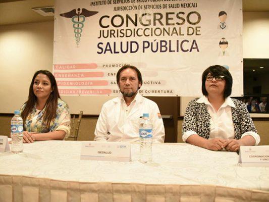 Celebran Tercer Congreso de Salud Pública