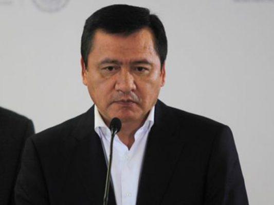 Solicita CCE visita de Osorio Chong