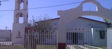 Cae por allanar iglesia