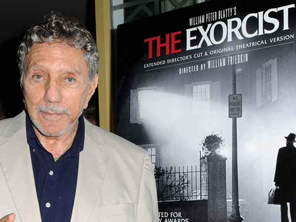 """""""The Exorcist Extended Director's Cut"""" Special Screening Pre-Reception"""