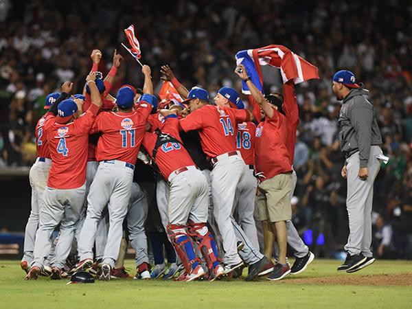 Puerto Rico se consagra en Serie del Caribe