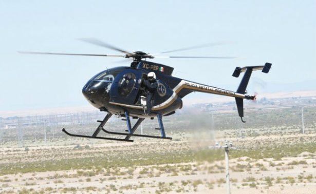 Cubrió la aseguradora 8 mdp por helicóptero
