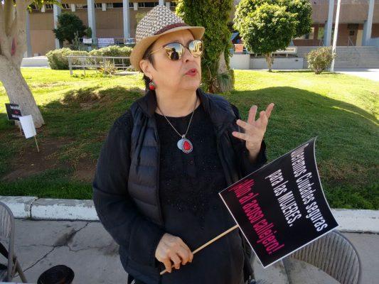 Nada que celebrar el día de la Mujer: Rebeca Maltos
