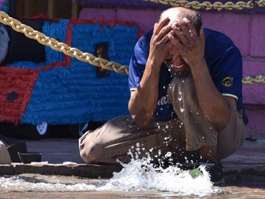 Van 4 muertos por calor este verano