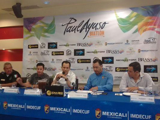 Invitan a participar en el Biatlón Paul Ayuso