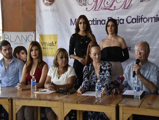 Realizarán certamen Miss Latina Baja California en Mexicali