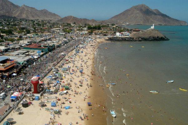 Repunta  turismo en San Felipe:  Ascolani