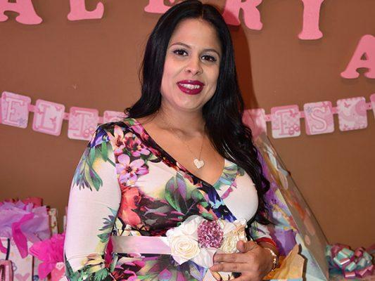 Prenatal para Claudia Ortiz