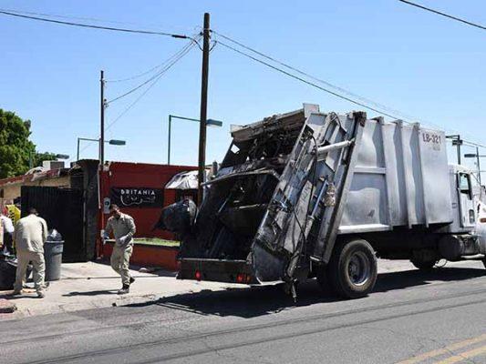 Piden residentes de la panga recolección de basura