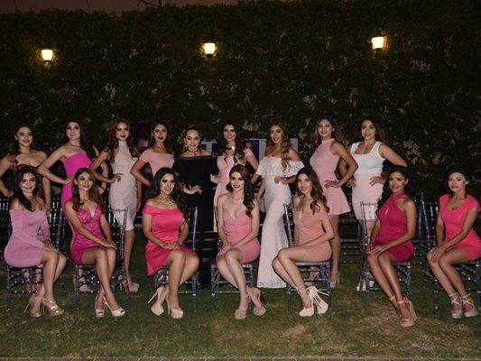 Presentan a concursantes  de Miss Latina Baja California