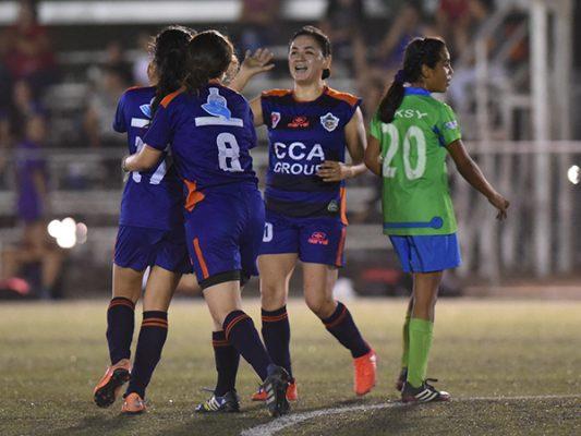 CCA Group enfrenta a Esperanza en la Súper Liga Femenil