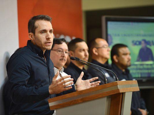 Se debe de trabajar en coordinación con autoridades: Alonso Ulises Méndez