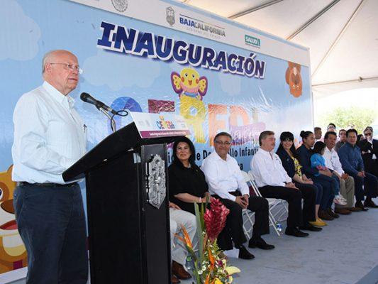 [Vídeo] Inaugura Narro unidad médica en los Santorales
