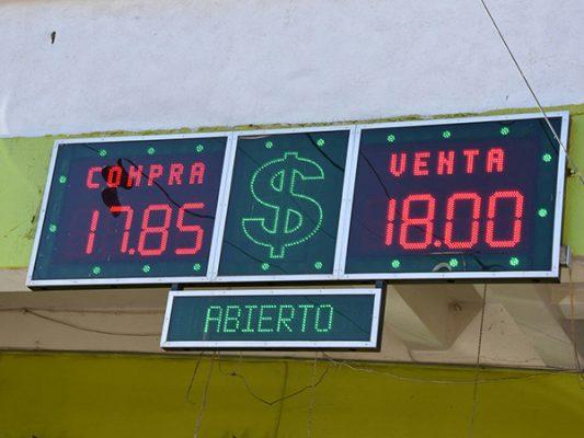 DÓLAR: Revisa el tipo de cambio para este sábado
