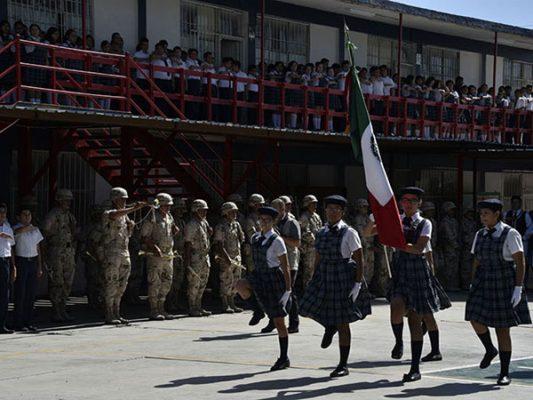 Caravana Cívica llega a Mexicali