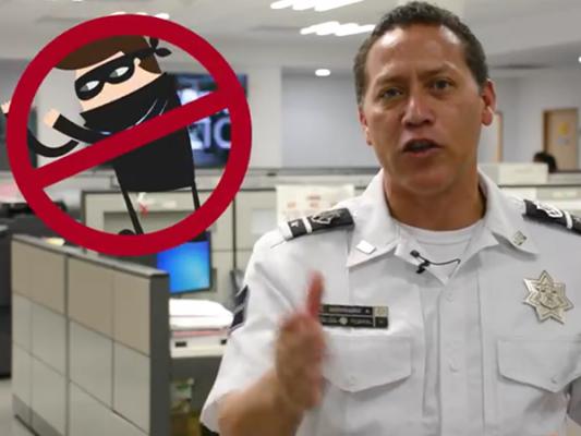 Nueva modalidad de extorsión teléfonica de tu mismo número es falso: Policía Federal