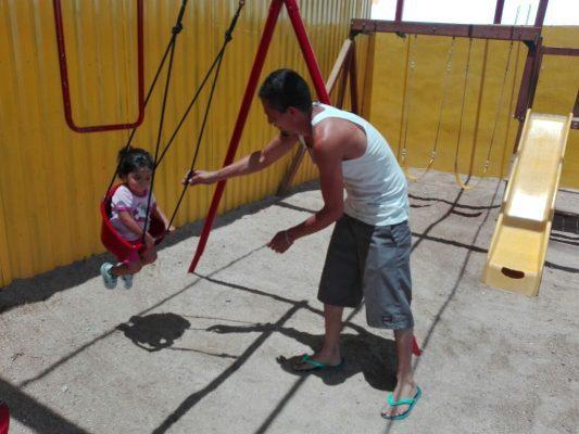 Hay quienes han perdido hijos que contrasta festejo del día del Padre