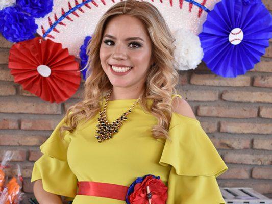 Fiesta de canastillas para Blanca Rocío