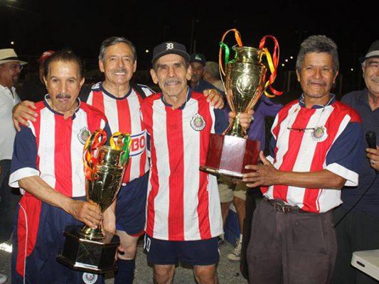 Guadalajara, bicampeón en Liga Platino