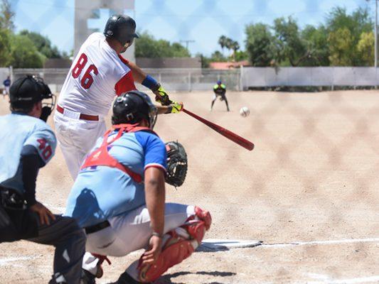 La Liga Municipal de Ensenada líder en Torneo de la ALBM