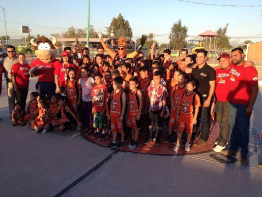 Apoyan a menores de la Progreso con programas deportivos