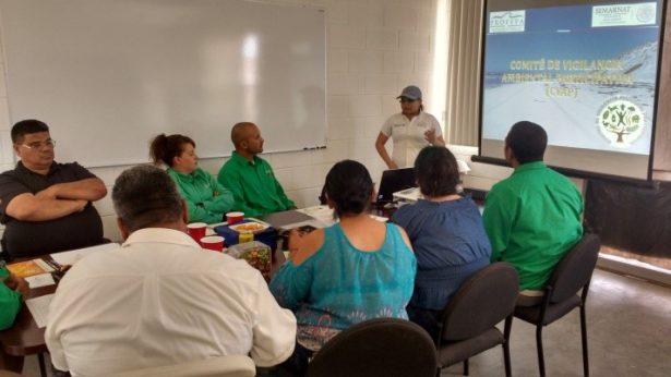Promueve PROFEPA Comités de Vigilancia Ambiental en el ejido Heriberto Jara