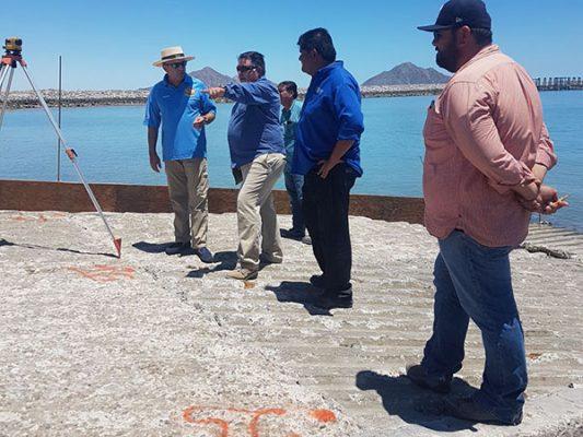 Invierten 5.4 MDP en rampas de botado en el Mar Cortés