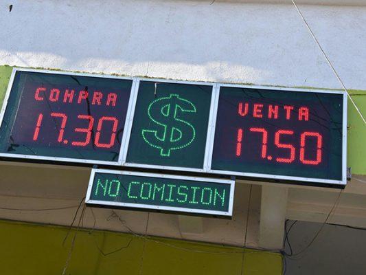 DÓLAR: Tipo de cambio para esta mañana en Mexicali