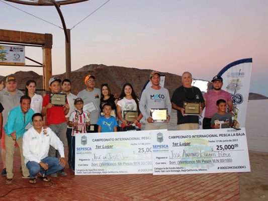 """Registra creciente derrama económica por """"Pesca La Baja"""""""