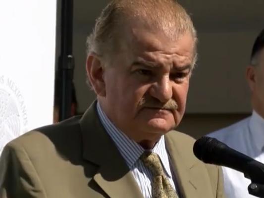 Consulado de México en Calexico emite alerta de calor a migrantes