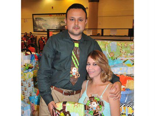 Sara Hernández tiene prenatal