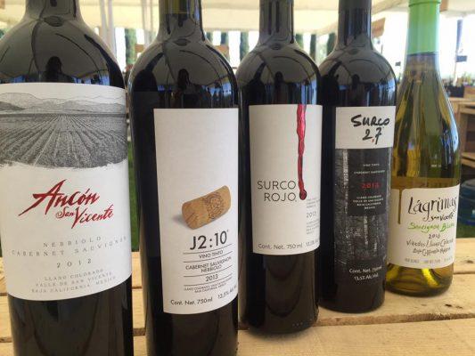 """Vino de Ensenada recibe """"Medalla de Oro"""" en el concurso internacional de vinos"""