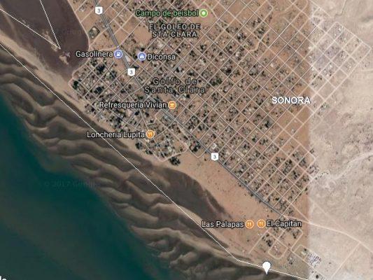 Playas del Golfo, libres de bacterias nocivas