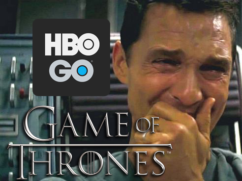 "HBO GO reporta fallas a horas del estreno de ""Games Of Thrones"""
