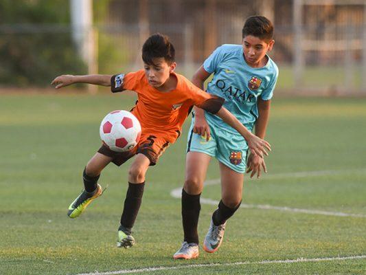 Alamitos Lirios superaron 4-0 al Alamitos FC