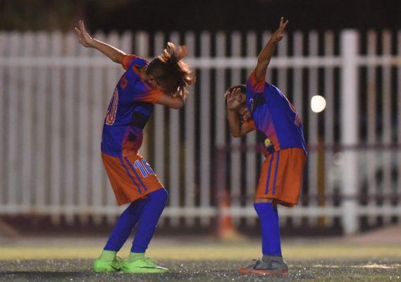 Aguilas Palaco triunfaron 6-0 sobre los Jaguares