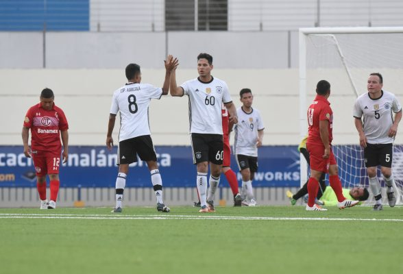 Aplastante debut de la Esperanza Agrícola FC