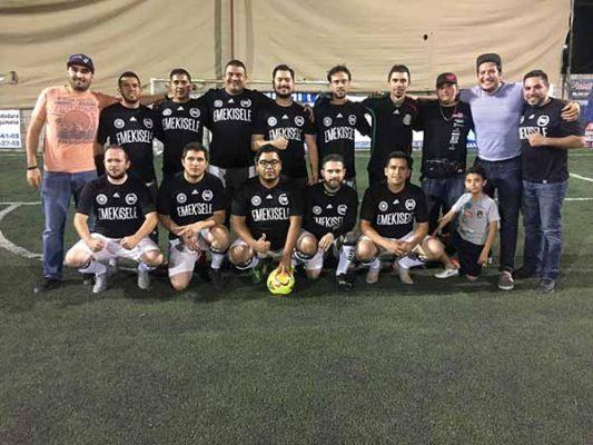 Gamesa y Primos por campeonato en La Canchita