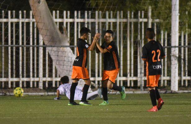 Pumas USA apabulló 11-0 a Cescipe Universidad
