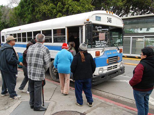 Aprueban aumento para el transporte en Tijuana