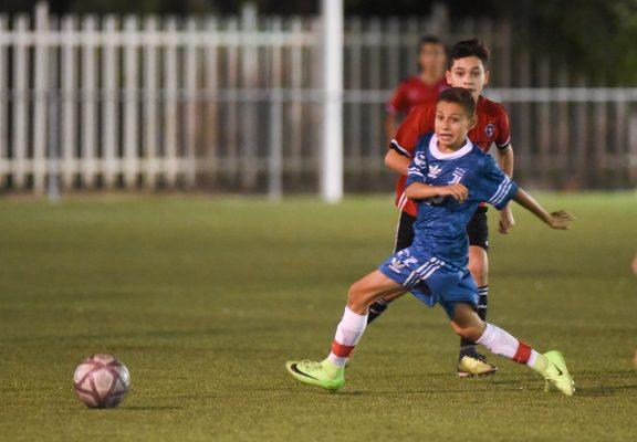 San Luis Galaxy resuelve triunfo en 10 minutos